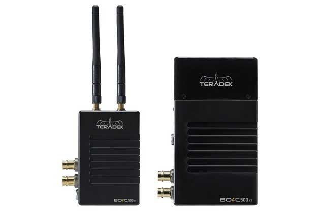 Teradek transmitter
