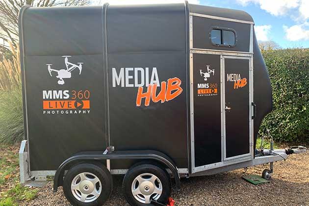 MMS 360 LIve Streamin Media Hub