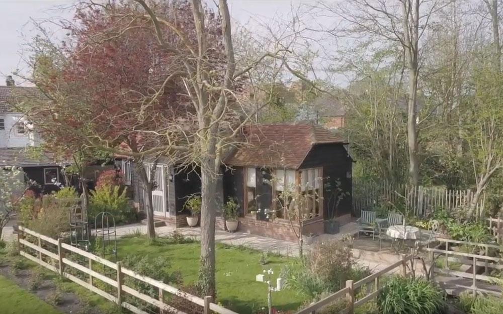 The potting Shed, Wickhambreaux
